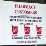 Walgreen's Sign